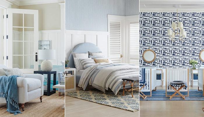 海灘度假屋主題室內設計潮流來襲! 歐美夏日必備的浪漫情調