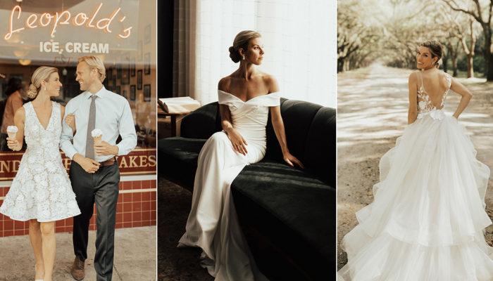 2019年歐美最受歡迎婚紗風格 –  毫不費力的優雅! 28件高人氣浪漫白紗