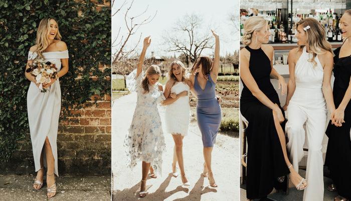 適合參加婚禮的時尚禮服 – 20款婚禮來賓服裝穿搭