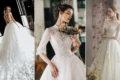 仙女系藝術精品婚紗! 15件華麗脫俗浪漫禮服