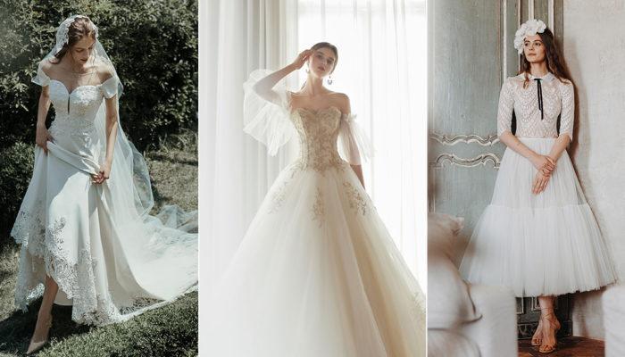 皇室風範與童話仙境的夢幻組合! 17件空靈系復古婚紗