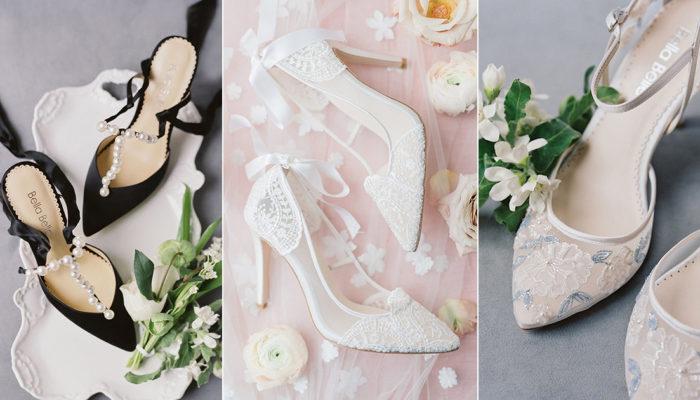 經典法式優雅美鞋潮流! 13雙風靡歐美時尚圈的氣質精品婚鞋