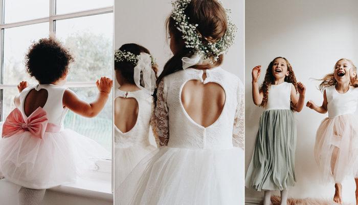 歐美系女花童禮服哪裡買? 12件萌翻全場的小公主禮服