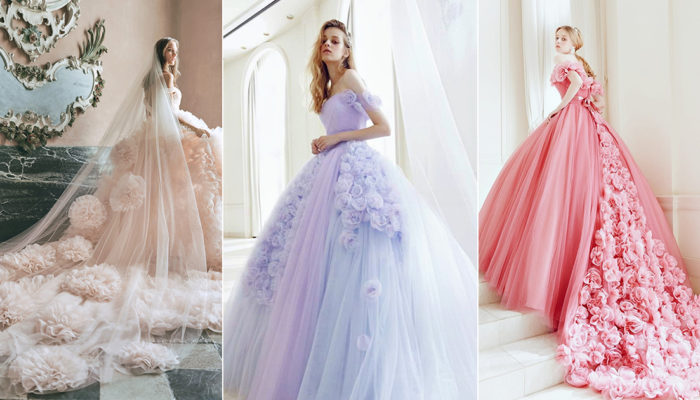 30件夢幻唯美童話禮服 – 今生一定要當一次時尚公主