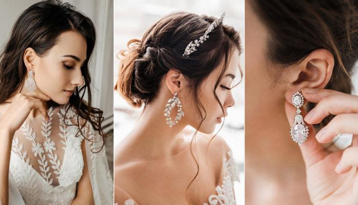 Top 10 超人氣經典時尚宴會耳環,新娘修飾臉型的秘密武器