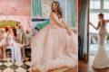 16件2020年春夏輕奢華婚紗,打造平易近人的主角光環