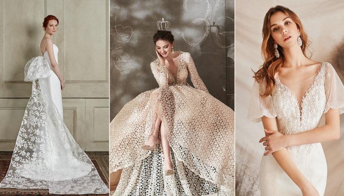 2020 Top 5 國際婚紗潮流,時尚新娘必掌握的夢幻趨勢