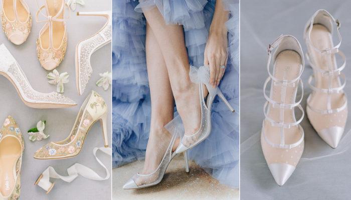 15雙時尚童話婚鞋推薦 – 帶著小女孩的憧憬,詮釋出大女孩的夢想