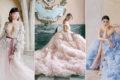 15件復古空靈系公主婚紗,打造超越時空的浪漫童話
