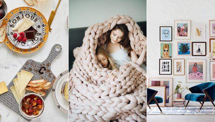 用創意讓家美好! 8種賦予生活溫度和品質的居家小物,疫情不出門也可以製造驚喜