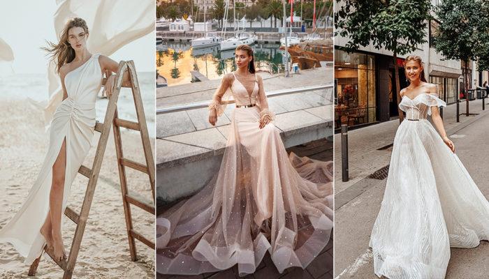 15件適合健康美新娘的時尚婚紗,展現自信優雅曲線