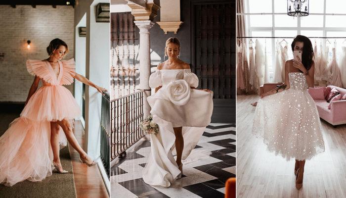 15件歐美系時尚新娘學姊潮範婚紗禮服,穿出精緻品味的個性宣言