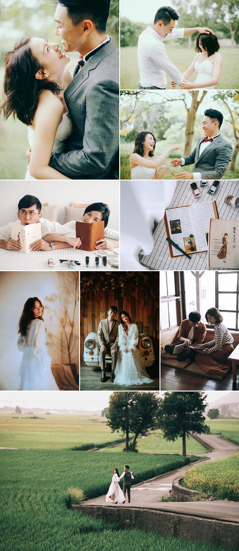 婚紗婚禮包套優惠