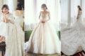 30件時尚女孩的現代版童話婚紗,穿出浪漫靈巧的不朽魔法