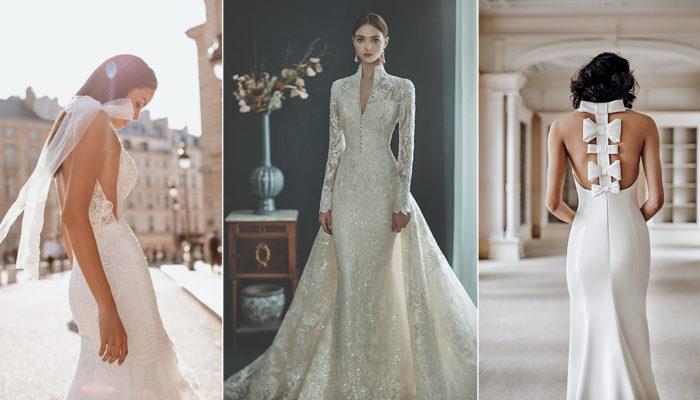 40件立體感時尚經典婚紗,新世代新娘最貼近真我的魅力宣言