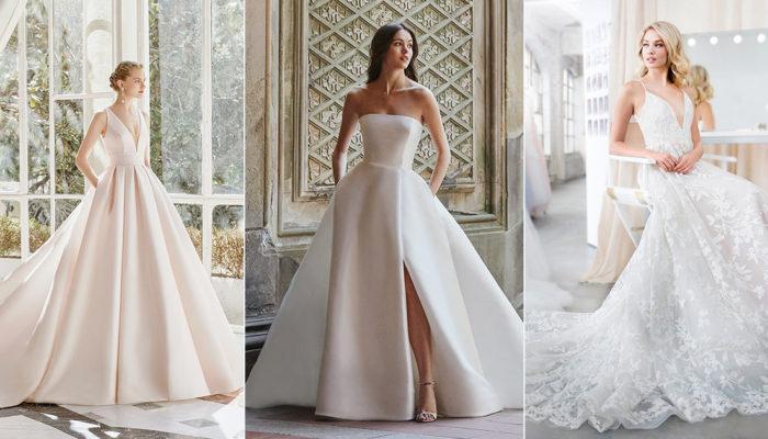 20件有口袋的婚紗禮服,展現最實用的時尚宣言