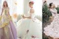 16件帶來希望的療癒系婚紗,安撫心靈的溫柔情懷