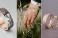 12款符合男性生活品味的手工男士婚戒