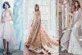 30件從白天美到黑夜的時尚婚紗禮服,駕馭全程的耀眼氣質