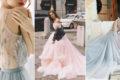 24件浪漫仙女系手作婚紗,原創品牌打造夢幻童話嫁衣