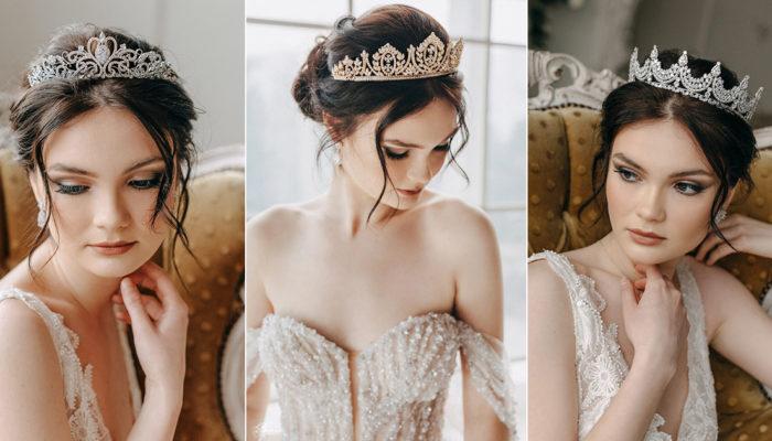 做自己,就是真公主! 10款結合經典與時尚的新世代新娘皇冠