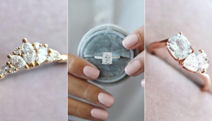 【2020鑽戒新潮流】時尚新娘認證的求婚鑽石戒指推薦