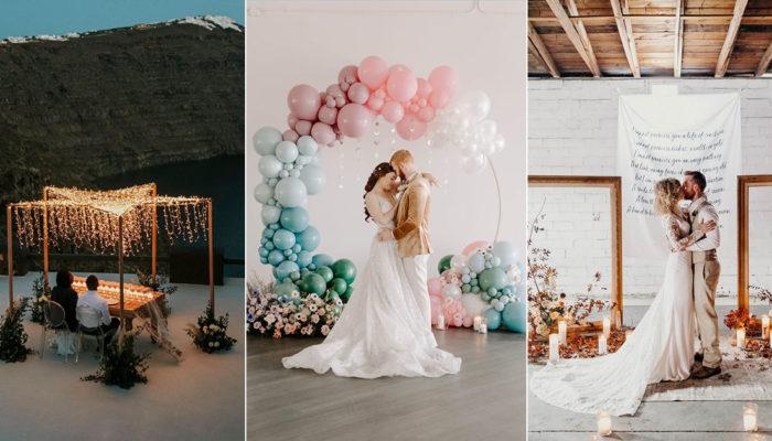 【小型婚禮攻略指南】美式小型婚禮潮流,教你如何打造童話般的浪漫
