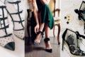 12雙好穿好走的黑色高跟鞋,歐美時尚女孩最推薦的經典百搭宴會鞋