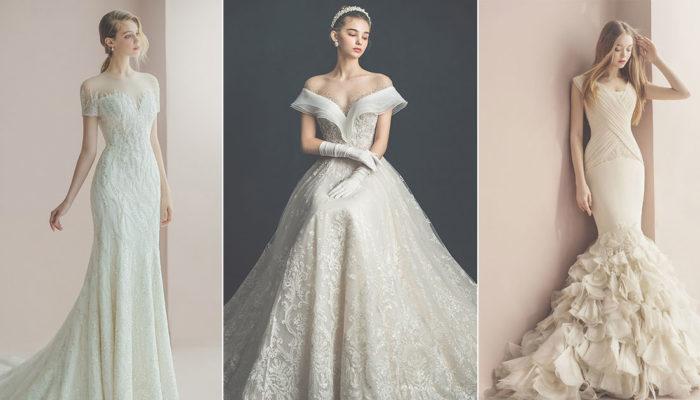 16件零負評氣質婚紗禮服,以別出心裁的浪漫製造毫不費力的優雅