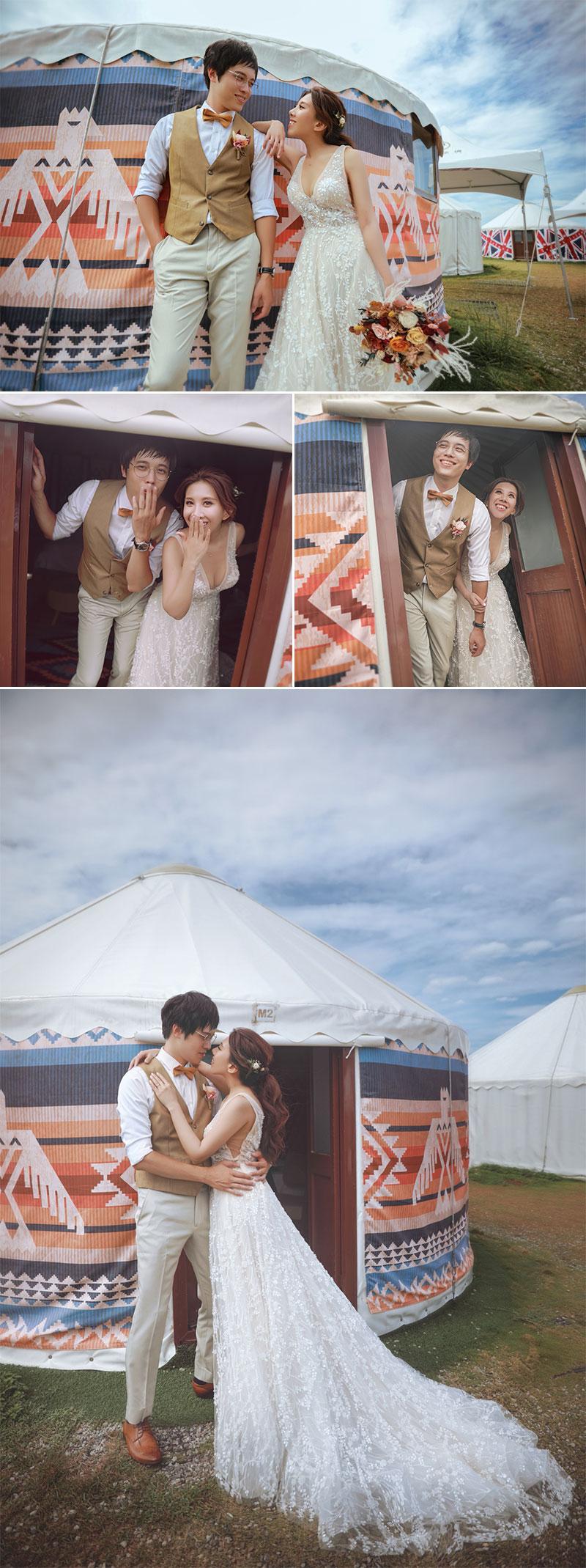 台灣戶外婚禮