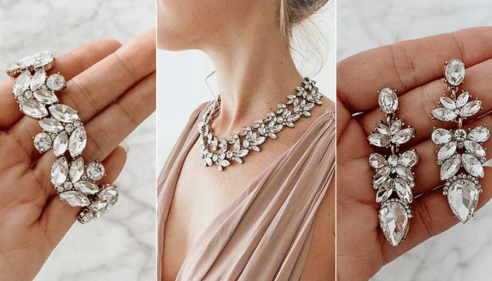 好看的時尚新娘飾品哪裡找? 18款小資新娘也可擁有的結婚珠寶首飾